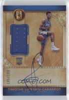 Rookie Jersey Autographs - Timothe Luwawu-Cabarrot #/199
