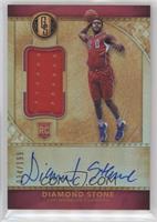 Rookie Jersey Autographs - Diamond Stone /199
