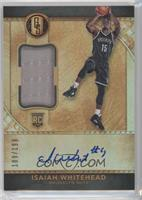 Rookie Jersey Autographs - Isaiah Whitehead #/199