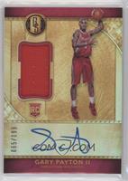 Rookie Jersey Autographs - Gary Payton II /199