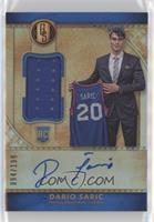 Rookie Jersey Autographs - Dario Saric /199