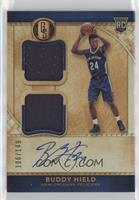 Rookie Jersey Autographs Double - Buddy Hield #/149