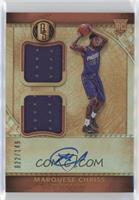 Rookie Jersey Autographs Double - Marquese Chriss /149