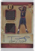 Rookie Jersey Autographs Double - Taurean Prince #/149