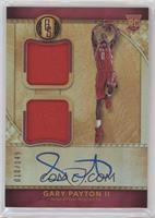 Rookie Jersey Autographs Double - Gary Payton II /149