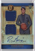 Rookie Jersey Autographs Double - Dario Saric #/149