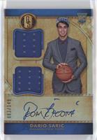 Rookie Jersey Autographs Double - Dario Saric #/149