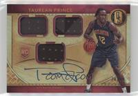 Rookie Jersey Autographs Triple - Taurean Prince #/99