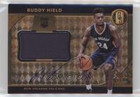 Rookie Jersey Autographs Jumbos - Buddy Hield #/49