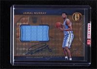 Rookie Jersey Autographs Jumbos - Jamal Murray [Uncirculated] #/49