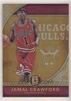 Team Variation - Jamal Crawford (Chicago) #/269