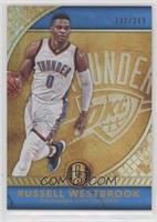 Base - Russell Westbrook #/269