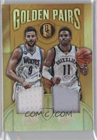 Mike Conley, Ricky Rubio /49