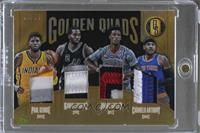 Kawhi Leonard, Carmelo Anthony, Jimmy Butler, Paul George /15