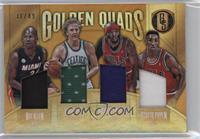 Larry Bird, Scottie Pippen, Ray Allen, Richard Hamilton /49