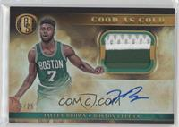 Jaylen Brown #/25