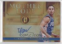 T.J. McConnell #/99