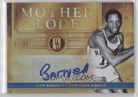 Dick Barnett /99