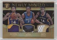 Brandon Ingram, Buddy Hield, Kris Dunn /15