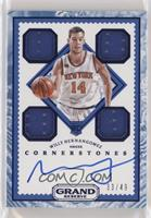 Willy Hernangomez #/49