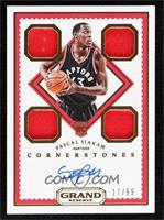 Rookie Cornerstones - Pascal Siakam #/99