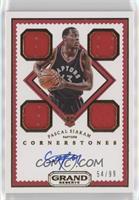 Rookie Cornerstones - Pascal Siakam /99