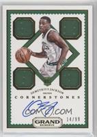 Rookie Cornerstones - Demetrius Jackson #/99