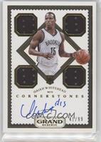 Rookie Cornerstones - Isaiah Whitehead #/99