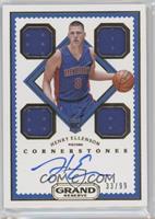 Rookie Cornerstones - Henry Ellenson /99