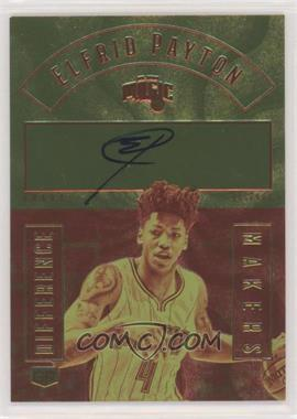 2016-17 Panini Grand Reserve - Difference Makers #40 - Elfrid Payton /75