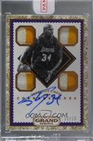 Shaquille O'Neal [Uncirculated] #/15