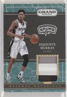 Dejounte Murray #/10