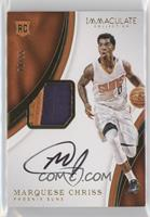 Rookie Patch Autographs - Marquese Chriss #/81