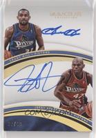 Grant Hill, Jerry Stackhouse /49