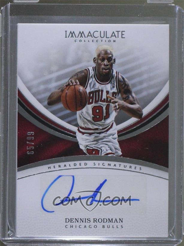online store 05ab4 8864c 2016-17 Panini Immaculate Collection - Heralded Signatures ...
