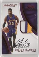 Julius Randle [Noted] #2/25