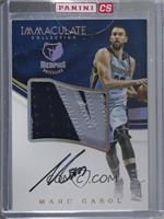 Marc Gasol [Uncirculated] #/10