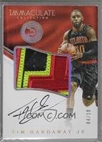 Tim Hardaway Jr. [Noted] #/10