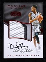 Dejounte Murray #/25
