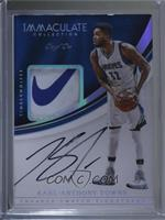 Karl-Anthony Towns /1