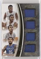 Dakari Johnson, Karl-Anthony Towns, Skal Labissiere, Willie Cauley-Stein /99