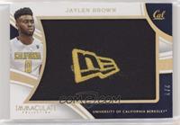Jaylen Brown #/2