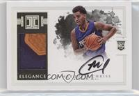 Elegance Rookie Jersey Autographs - Marquese Chriss #7/25