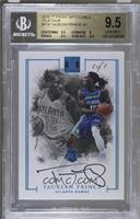 Rookie Autographs - Taurean Prince /1 [BGS 9.5 GEM MINT]