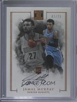Rookie Autographs - Jamal Murray #47/75