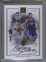 Rookie Autographs - Georgios Papagiannis #/99
