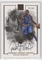Rookie Autographs - Dorian Finney-Smith #/99