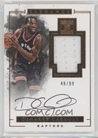 DeMarre Carroll #/99