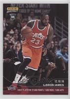 LeBron James #/80