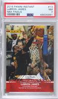LeBron James [PSA 7 NM] #/532